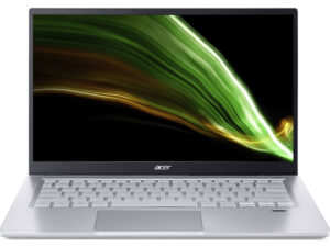 Acer Notebook Swift 3 (SF314-511) silver